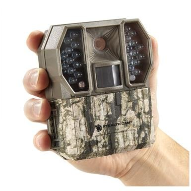 Stealth Cam R24 Infrared Ultra Compact Trail Camera, 10MP