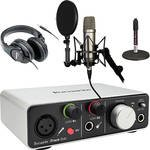 Recording Studio Kit <br />with NT1-A Microphone