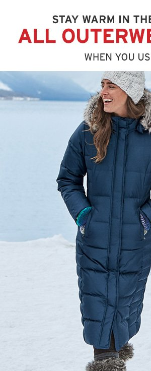 ALL OUTERWEAR 40% OFF | WOMEN OUTERWEAR