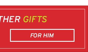 COLD WEATHER GIFTS | FOR HIM