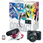 EOS M3 Mirrorless Video Creator Kit <br />with 18-55mm Lens