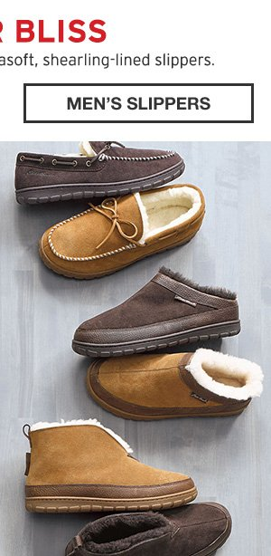 SHEAR BLISS | MEN'S SLIPPERS