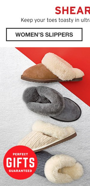 SHEAR BLISS |WOMEN'S SLIPPERS