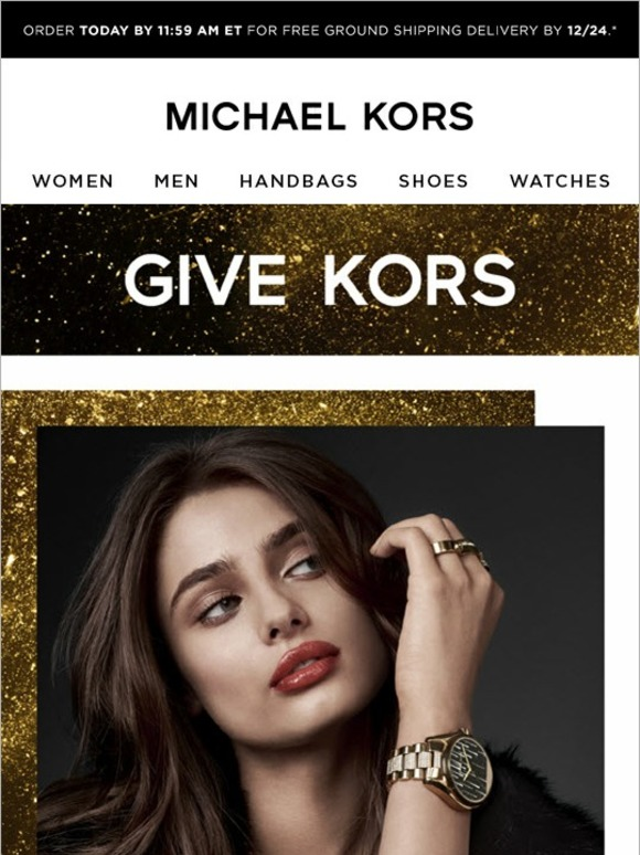 Michael Kors Smartwatches For Him Amp Her Milled