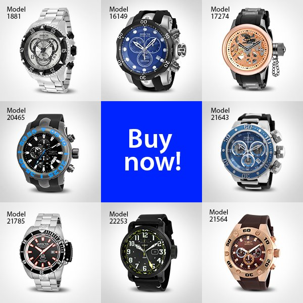 Buy now! Models 1881, 16149, 17274, 20465 and more