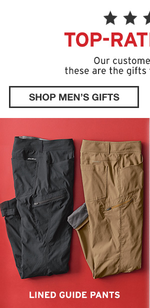 TOP RATED GIFTS | SHOP MEN'S GIFTS