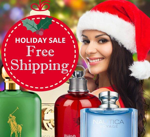 FragranceX.com Holiday Sale