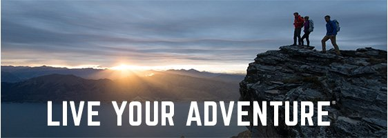 LIVE YOUR ADVENTURE