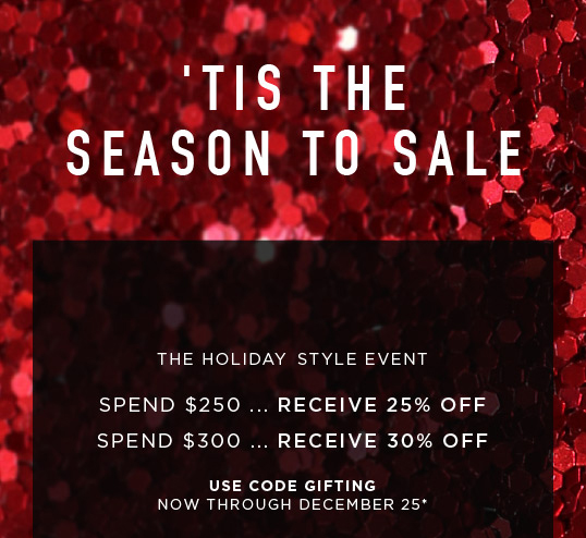 THE HOLIDAY STYLE EVENT