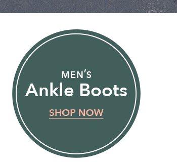 Shop Men's Ankle Boots