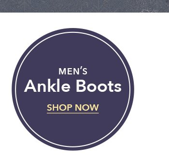 Shop Men's Ankle Boots