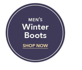 Shop Men's Winter Boots