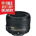 50mm f/1.8G AF-S Lens