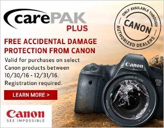 Canon Care Pak