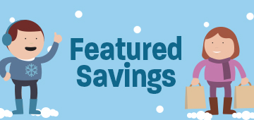 Featured Savings