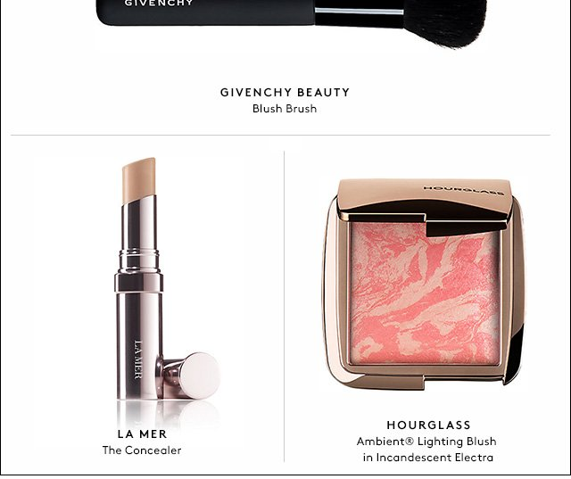 It's party time with Kevyn Aucoin, Givenchy Beauty, BY TERRY and more.