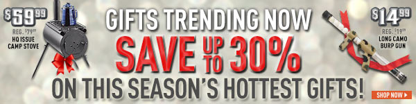 Gifts Trending Now, Save Up to 30% On This Season's Hottest Gifts!