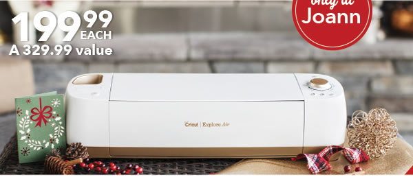 199.99 each. Cricut Gold Bundle. BUY NOW.