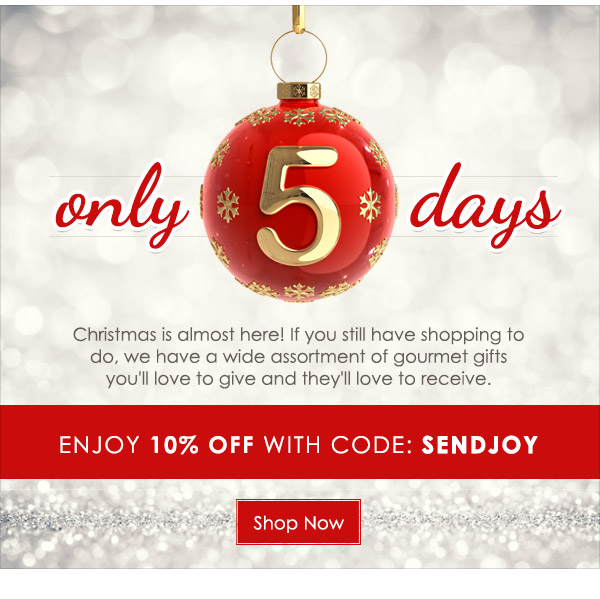 enjoy 10 off with code sendjoy