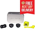 Deluxe Creative Mobile Lens Kit for iPhone 5/6