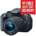 EOS Rebel T5i DSLR <br />with 18-55mm Lens