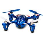 X4 H107C-HD Quadcopter with 720p Camera (Royal Blue)