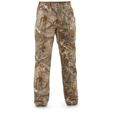 Guide Gear Camo 5-Pocket Jeans
