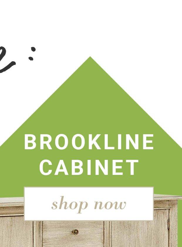 Brookline Cabinet