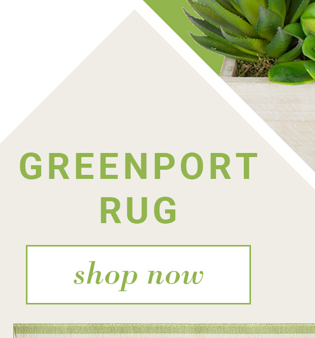 GreenPort Rug