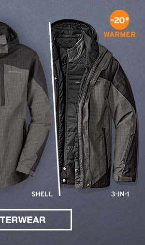 OUTERWEAR| SHOP MEN'S OUTERWEAR