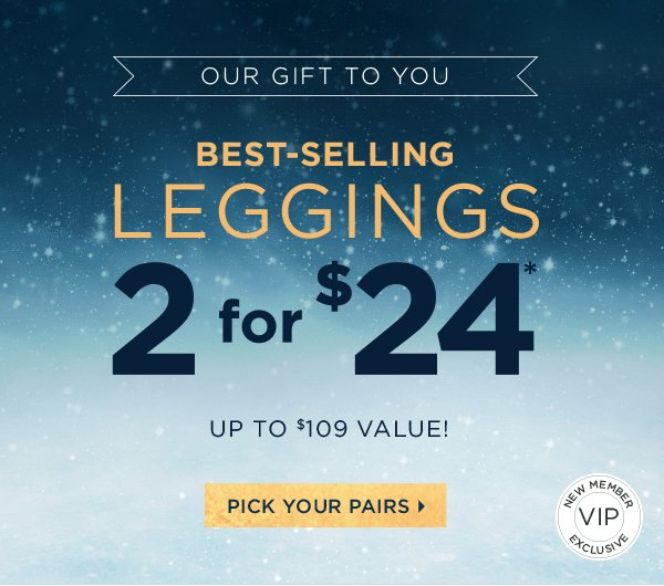 fca6b8d38c562 Fabletics: pick your pairs: 2 for $24 leggings! | Milled