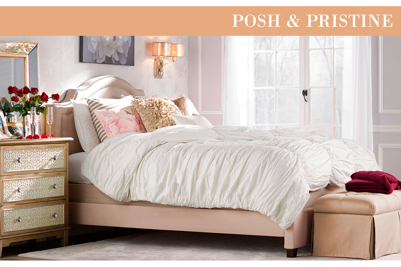 Posh & Pristine