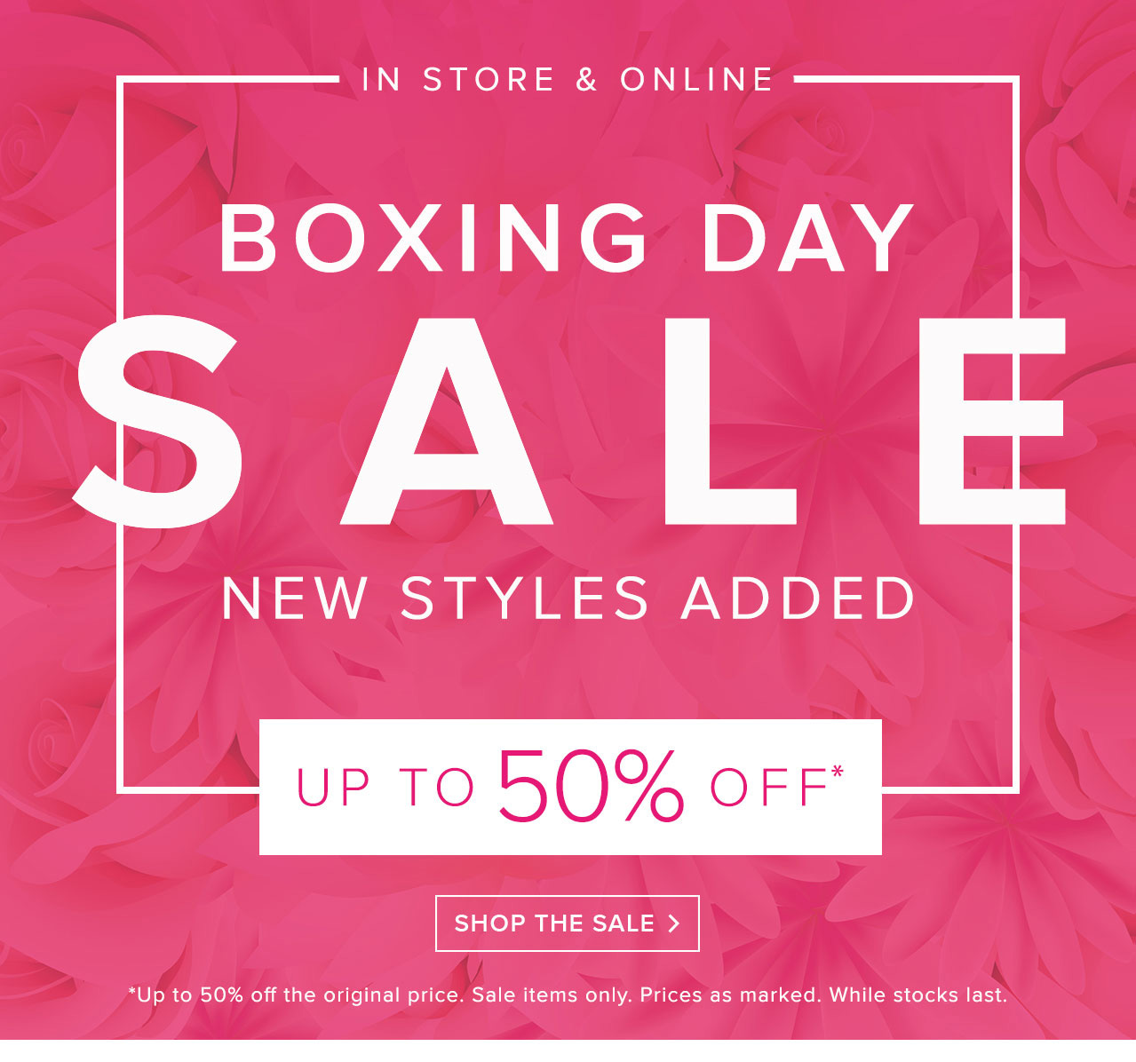 Forever New Boxing Day Sale Starts Now