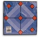 "Accu Blue Diamond Paper Shooting Targets, 10"" x 10"", 10 Pack, each with 10 Targets (100 total)"