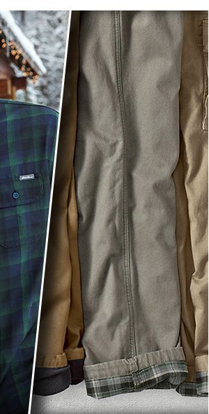 FLANNEL AWESOMENESS | SHOP MEN