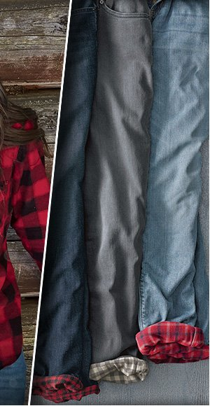 FLANNEL AWESOMENESS | SHOP WOMEN