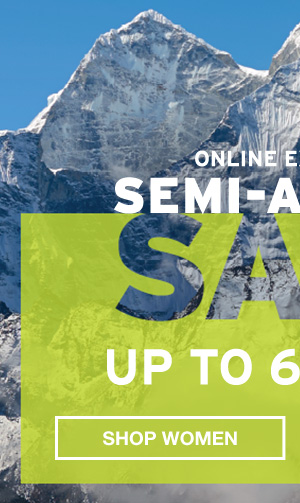 SEMI-ANNUAL SALE UP TO 60% OFF | SHOP MEN