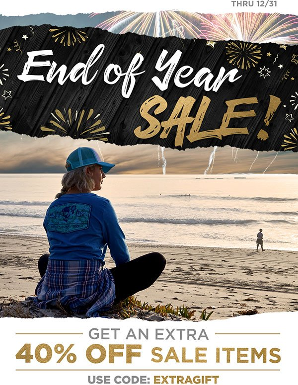 Get an extra 40% off already reduced prices using code EXTRAGIFT through 12/31.