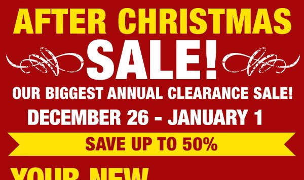 Bass Pro Shops: Our BIGGEST Annual Clearance Sale Starts TODAY ...