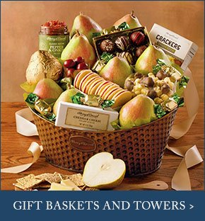 Gift Baskets and Towers