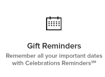 Celebrations Reminders℠