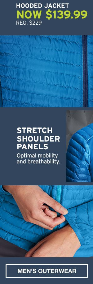 MICROTHERM STORMDOWN | SHOP MEN