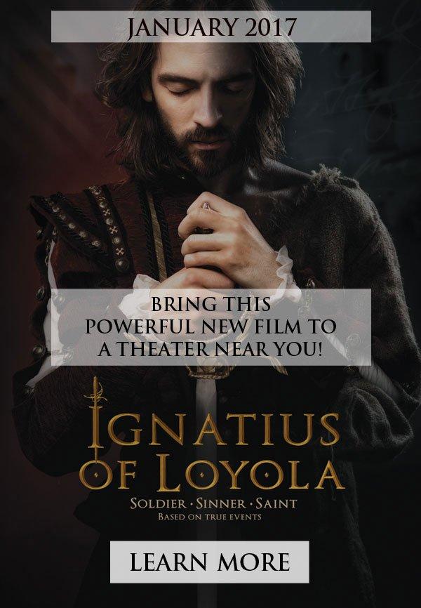 st ignatius of loyola movie