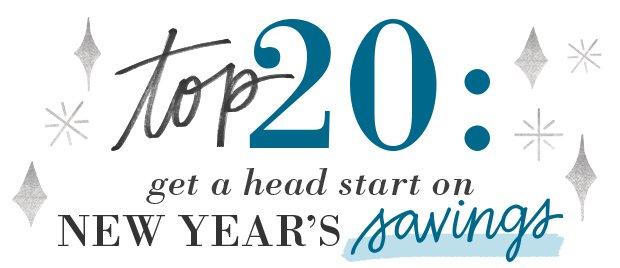 Top 20 Header