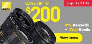 Nikon AF-S Lenses