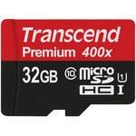 32GB Premium 400x microSDHC Memory Card