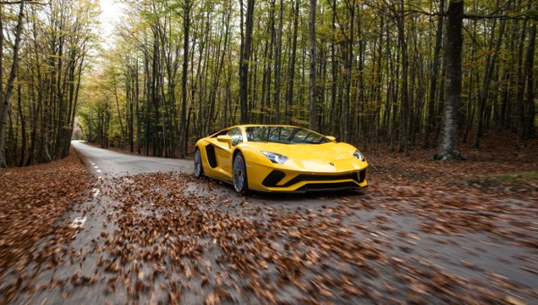 Lamborghini Aventador S Coupe The Icon Reborn Milled