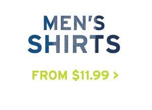 STEALS & DEALS | MEN'S SHIRTS