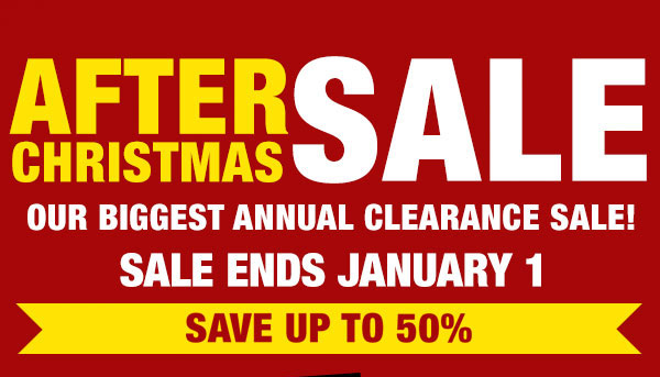 Bass Pro Shops: Last Days For After Christmas Sale! | Milled