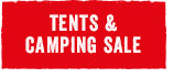 Tents & Camping Sale